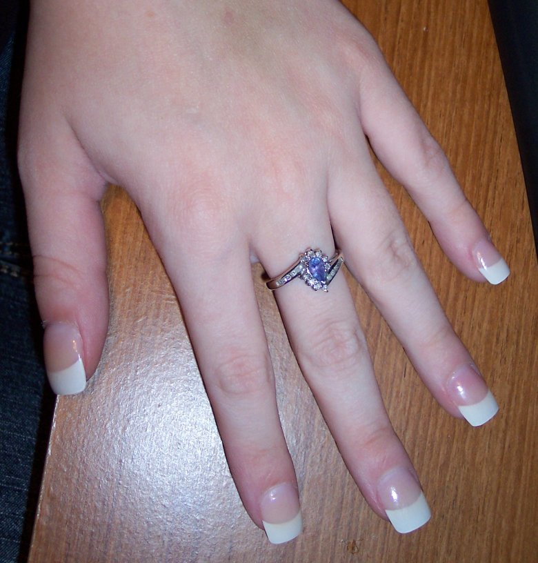 French Manicure Image