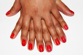 Shellac Fingers Image